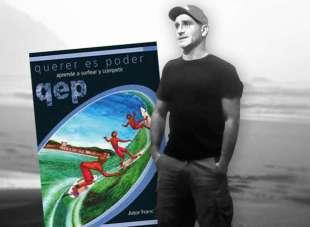 """Presentación del libro """"QUERER ES PODER """" de Aitor Francesena """"Gallo"""""""